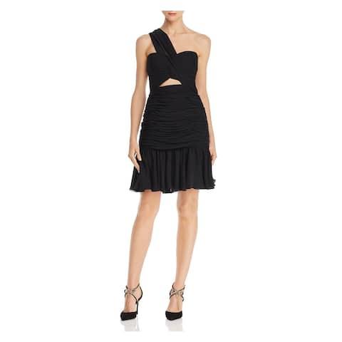 JILL STUART Black Sleeveless Above The Knee Dress 6