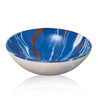 "DecoLav 1055T 19-3/4"" Glass Vessel Bathroom Sink"