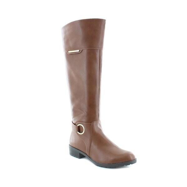 Alfani Jadah Women's Boots Cognac