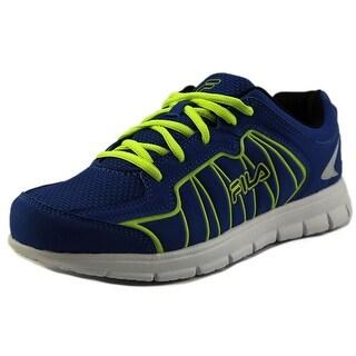 Fila Escalight Round Toe Synthetic Sneakers