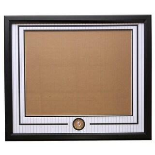 New York Yankees Pinstripe 16x20 Horizontal Photo Frame Kit Insert Your Photo