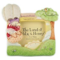 The Land of Milk & Honey 'Baby's First Vacation' Picture Frame
