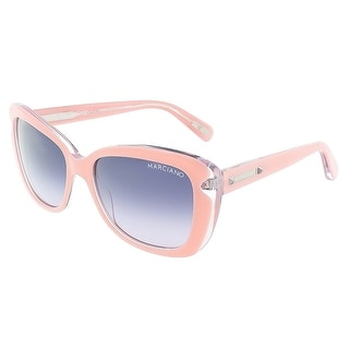 Guess by Marciano GM0711 D73 Pink Square sunglasses - 54-15-130