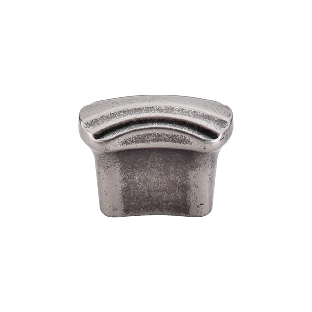 Top Knobs TK220  Victoria Falls 1-1/2 Rectangular Cabinet Knob from the Victoria Falls Collection (Umbrio)