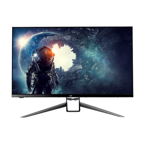 Shop Monoprice Zero G Gaming Monitor 27 Inch 1440p 144hz 1ms Amd Freesync Overstock 25614978