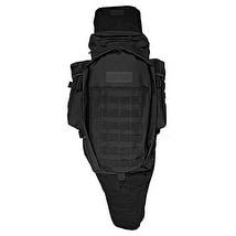 9.11 Tactical Full Gear Rifle Combo Backpack - Black