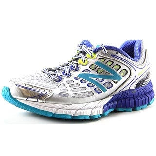 New Balance W1260 D Round Toe Synthetic Running Shoe