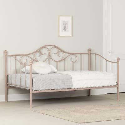 South Shore Summer Breeze Metal Daybed