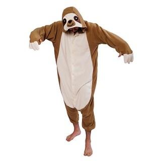 Adult Sloth Kigurumi Pajama Costume