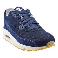 Nike Womens Air Max 90 Low Top Lace Up Fashion Sneakers