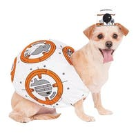 Star Wars BB8 Halloween Dog Costume - Medium