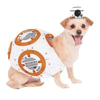 Star Wars BB8 Halloween Dog Costume - Small