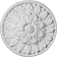 Ekena Millwork ROS02X02ME 5.5 In. OD Architectural Medway Rosette