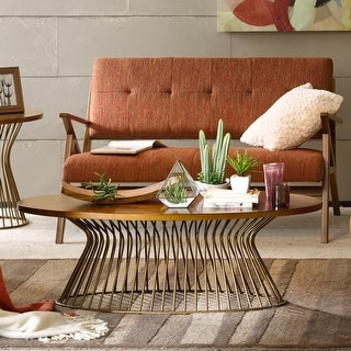 Link to Carson Carrington Telsiai Coffee Table Similar Items in Living Room Furniture