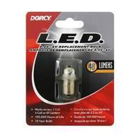 Dorcy 41-1644 LED Flashlight Replacement Bulb, 40 Lumen