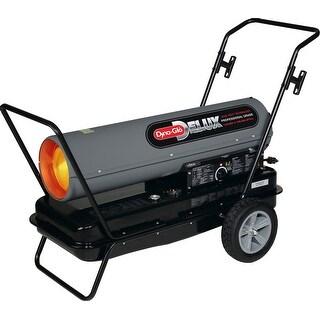 Dyna-Glo Delux KFA180DGD 140000 or 180000 BTU Kerosene Forced Air Heater - grey