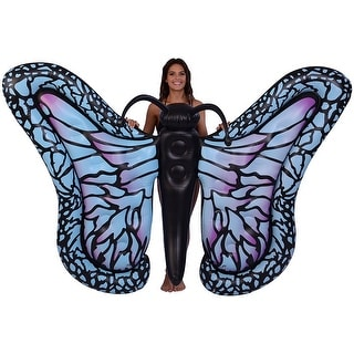 Inflatable 5 ft. Butterfly Pool Float - Multi