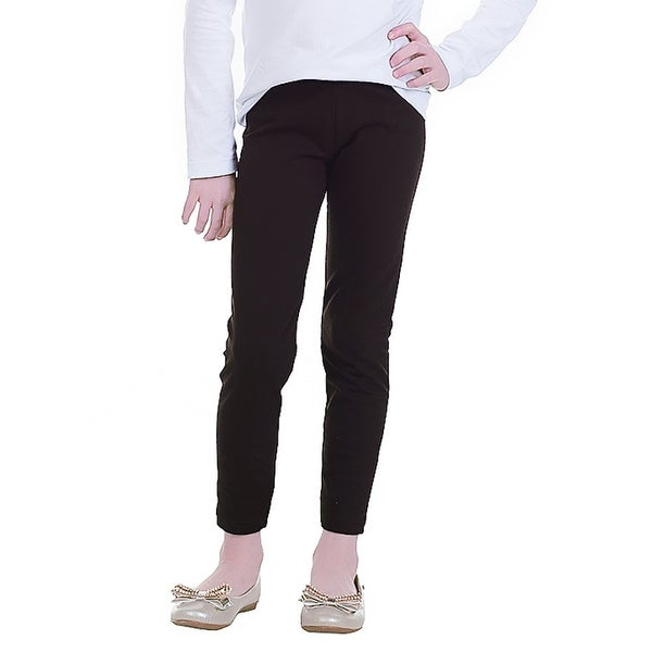 Pulla Bulla Girl Leggings Full Length Color Tight Pants