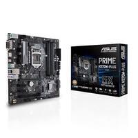 ASUS TeK PRIME H370M-PLUS-CSM DDR4 HDMI DVI VGA M.2 mATX Motherboard