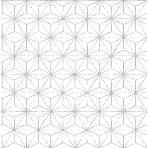Centricity Peel & Stick Wallpaper - 216in x 20.5in x 0.025in