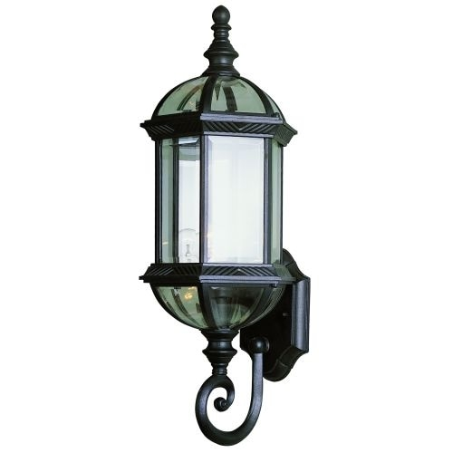 Trans Globe Lighting 4180 Single Light Up Lighting Outdoor Wall Sconce from the Outdoor Collection