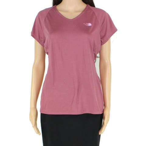 The North Face Womens Knit Top Purple Size Medium M Better Than Naked