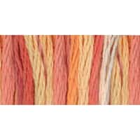 Tropical Sunset - Dmc Color Variations 6-Strand Embroidery Floss 8.7Yd
