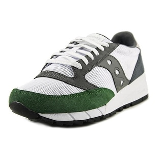 Saucony Jazz 91 Men Wht/Grn/Cha Sneakers Shoes