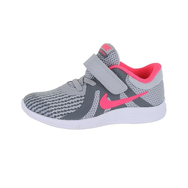1e9583b6b06 Shop Nike Girls Nike revolution 4 (psv) Fabric Low Top Running ...