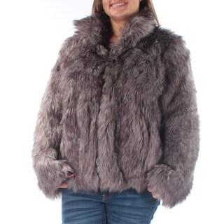 WILDFLOWER $149 Womens 1548 Gray Casual Coat XL B+B