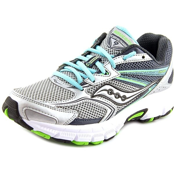 Saucony Grid Cohesion 9 Women Round Toe Synthetic Running Shoe