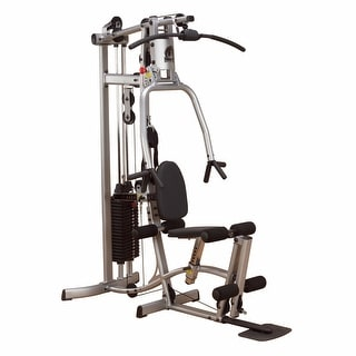 Body-Solid Powerline P1X Single Stack Home Gym - Silver