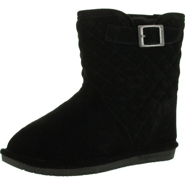 Bearpaw Girls Leigh Anne Youth 1667Y Quilted Boots