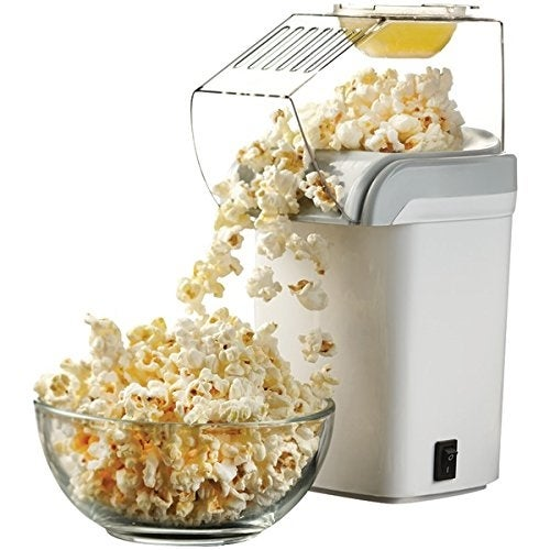 """Brentwood BTWPC486WM Brentwood PC-486W Hot Air Popcorn Maker"""