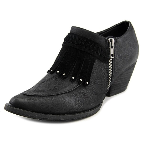 Very Volatile Finlandia BlacK Boots