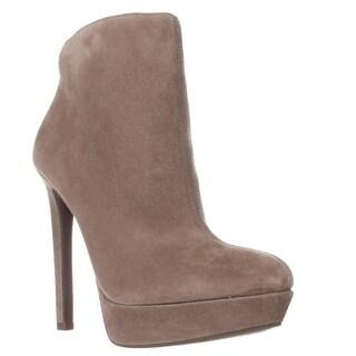 Jessica Simpson Zamia Platform Booties, Warm Taupe