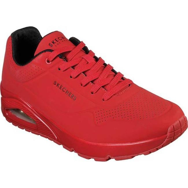 Uno Stand On Air Sneaker Red