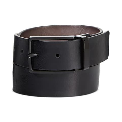 Alfani Mens Cut Round Belt - 36