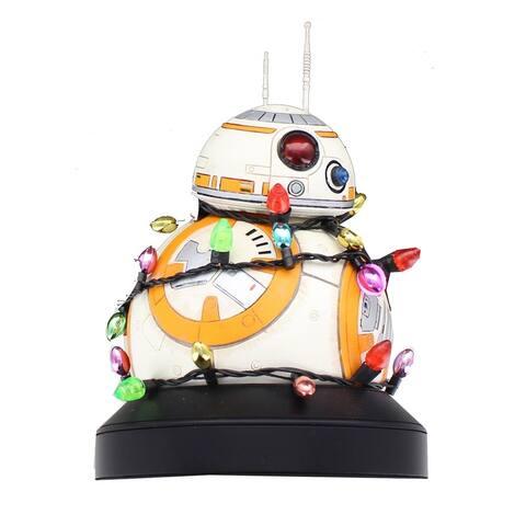 Star Wars Light Up Holiday BB-8 Resin Mini Bust - Multi