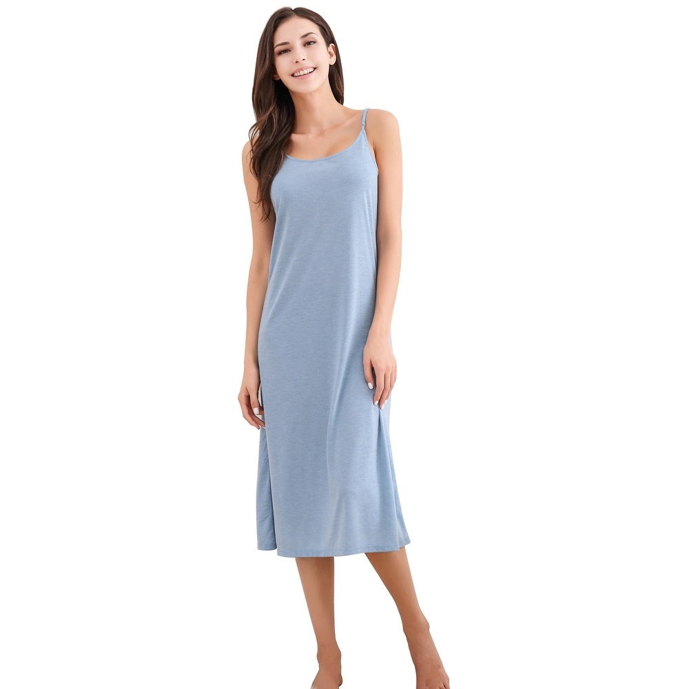 Richie House Womens Slip Summer Dress Sleepwear Pajama