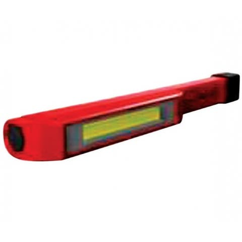 Nebo 6540R Larry C LED COB Work Light, Red