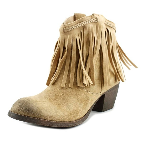 Rock & Candy Harlem Women Taupe Boots