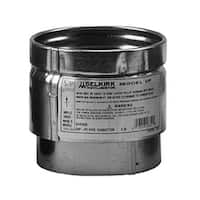 Selkirk 243240 Pellet Stove Pipe Connector, 3""