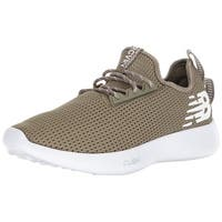 New Balance Mens RCVRYCG Fabric Low Top Lace Up Walking Shoes - 4
