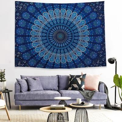 Popular Handicrafts Tapestries Hippie Mandala Tapestry Hippie Mandala Wall Hanging Tapestries