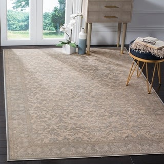 Link to Safavieh Paradise Riki Modern Viscose Rug Similar Items in Rugs