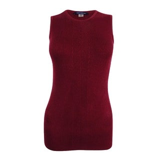 Tommy Hilfiger Women's Ribbed Knit Tank Top