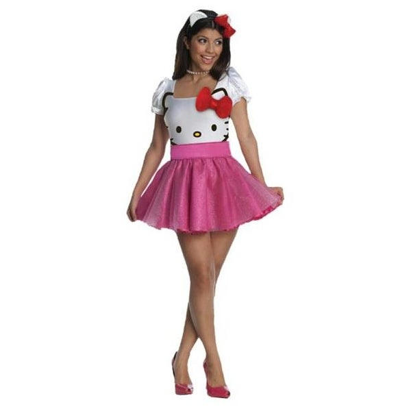 b4a2609245d Shop Costumes For All Occasions RU889962XS Hello Kitty Pink Xs - Free  Shipping On Orders Over  45 - Overstock.com - 22945597