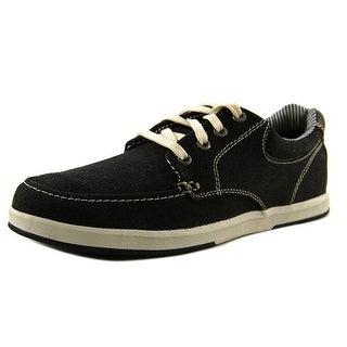 Sebago Mason Lace Up Men Round Toe Canvas Sneakers