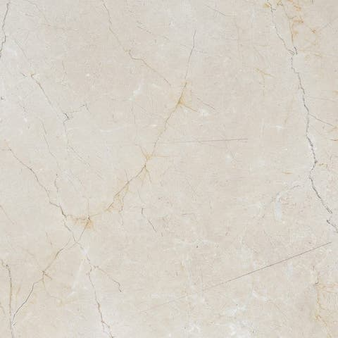 Crema Marfil Classic 5/8 Honed 18X18 Tiles